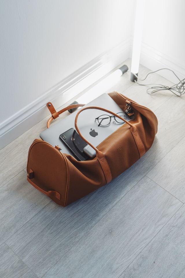 equipaje para viajes profesionales