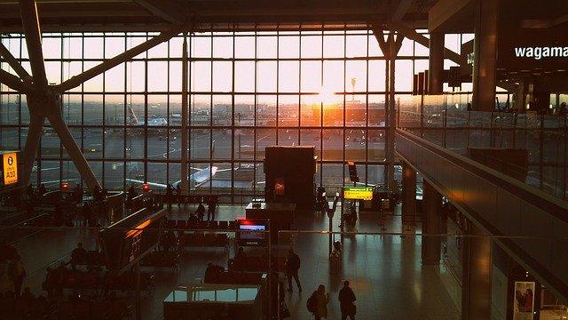 aeropuerto viajes