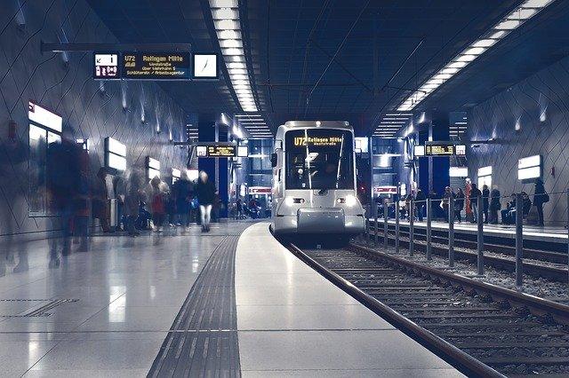 mascarillas para viajar en transporte público
