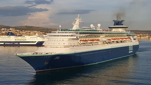 transporte maritimo para viajeros
