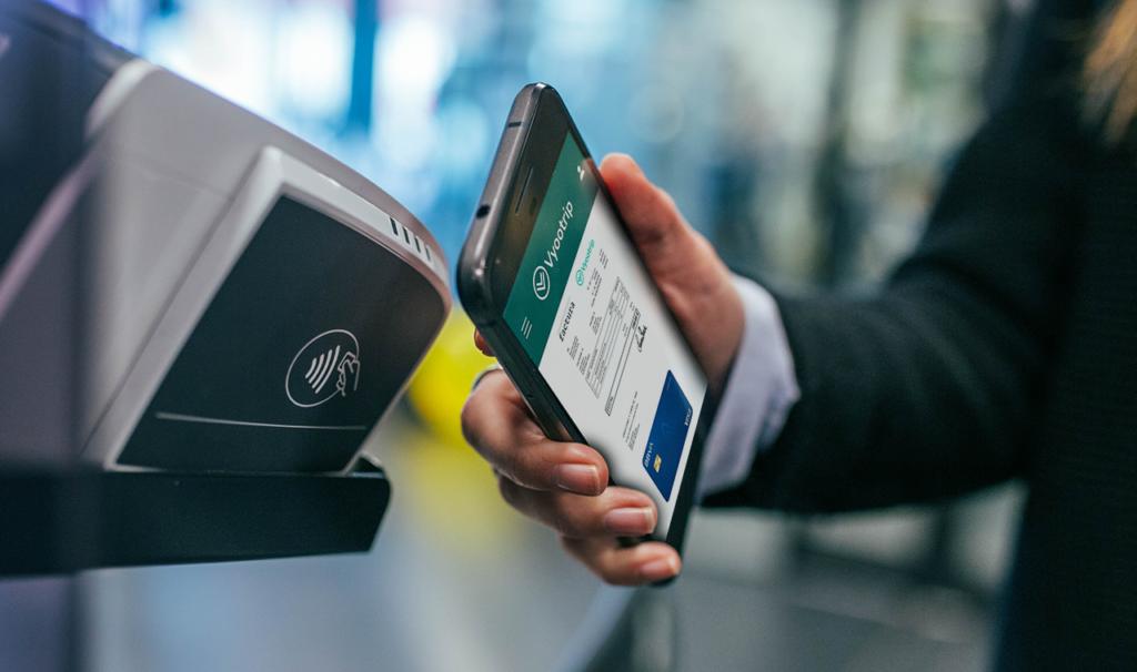 Control de gastos de viaje