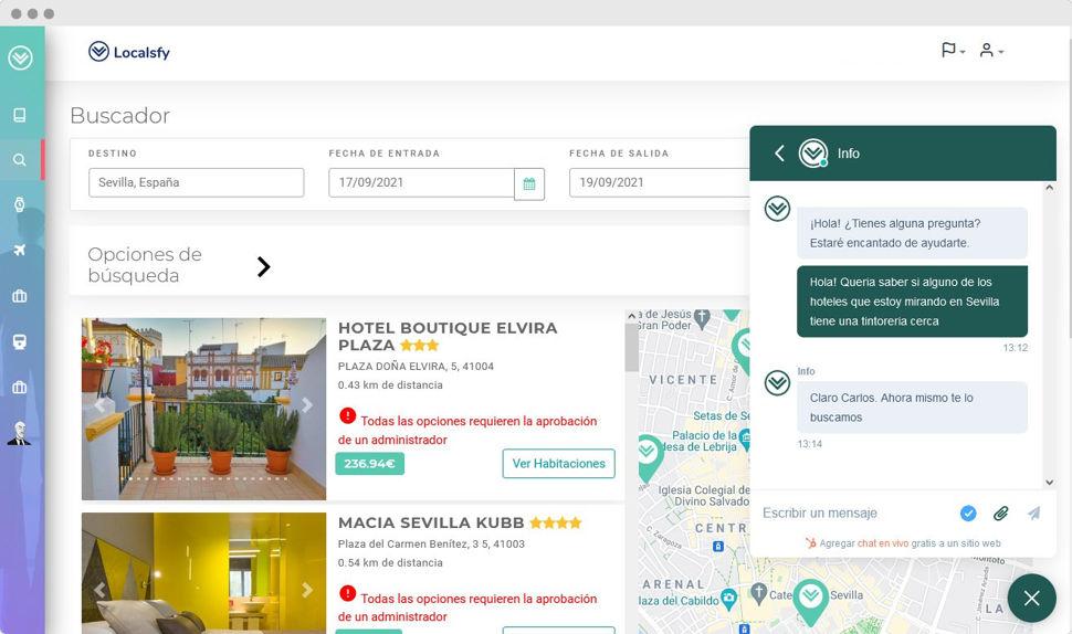 asistencia viajes empresas