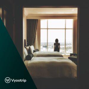 Ahorra en hoteles en tus viajes corporativos