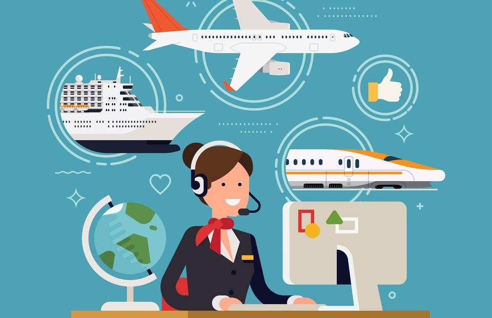 agencia de viajes corporativos